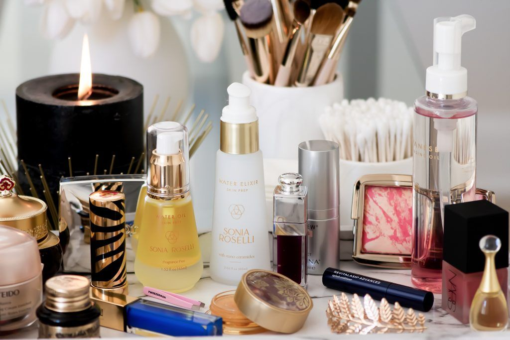 Soy-based cosmetics and candles